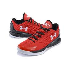 under armour shoes red. men\u0027s under armour stephen curry one low basketball shoes red/white outlet store online sale red