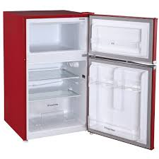 Counter Fridge Russell Hobbs Free Standing Under Counter Fridge Freezer Red From