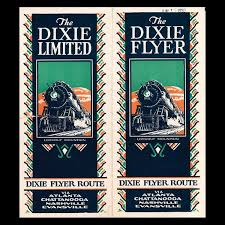 dixie flyers docum celebrating research louisville and nashville railroad collection
