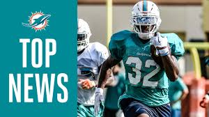 Top News Dolphins Release First Depth Chart