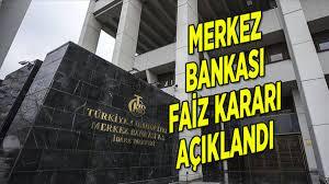SON DAKİKA HABERİ || Merkez Bankası faiz kararı nedir 2021? Merkez Bankası  toplantısı sonucu ne oldu? - Son Dakika Haberler Milliyet
