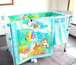 sea turtle crib bedding set world ocean baby for boys comforter boutique reef bedd
