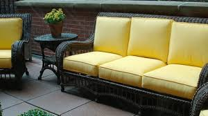 Image Yellow Garden Lifehacker Reduce Wear And Tear By Using Outdoor Furniture Inside