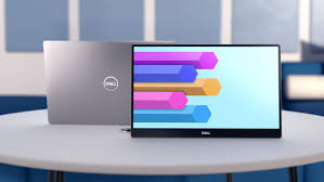 Dell's first portable monitor looks like it was yanked off an XPS laptop -  The Verge