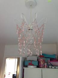 girls pink next light fitting chandelier
