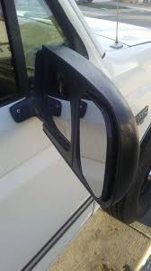 driver left side door rear view mirror