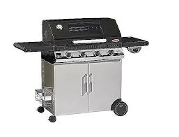beefeater discovery 1100e 4 burner gas grill