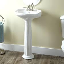 sinks american standard scalloped pedestal sink edge reclaimed scalloped edge pedestal sink american standard um