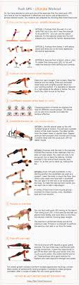 Perfect Pushup Exercise Chart Perfect Pushup Workout Guide Doesnt Have To Be Hard