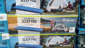 Costco Light Speed Lightspeed Outdoors Self Inflating Sleep Pad Costco Weekender