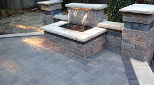 cost of stone patio beautiful images diy paver patio cost luxury h home design raised paver