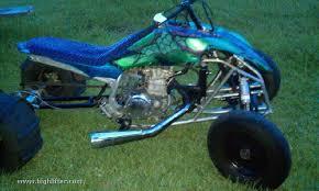 2007 yfz450 custom drag bike for sale or trade 05 450r drag bike