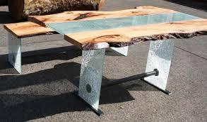Baumtisch Mit Naturbaumkante Maßanfertigung Stammstark
