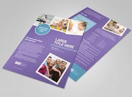 Services Flyer Child Adoption Services Flyer Template Mycreativeshop