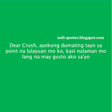 Best Of Tagalog Quotes About Love Patama Kay Crush Good Quotes