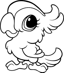 Small Picture cartoon monkey coloring pages for kids enjoy coloring baby monkey