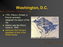 Image result for 1791 washington DC