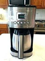 12 cup thermal coffee maker carafe black decker programmable