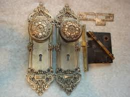 Antique door knob Towel Rack Antique Doorknob Sets Complete Door Lock Sets For Sale From The Antique Door Hardware Collectorcom Antique Door Hardware Collector Antique Doorknob Sets Complete Door Lock Sets For Sale From The