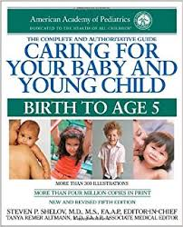 caring for your baby and young child 5th edition birth to age 5 american academy of pediatrics 9780553386301 amazon books