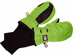 Veranda Outdoors Offers Snowstopers Mittens Gloves