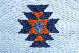 Navajo Pattern Enchanting Navajo Blanket Free Crochet Shrug Pattern Make Do Crew