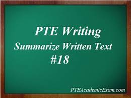 pte academic writing sample essay best invention of last decade pte summary writing exercise 18 summarize written