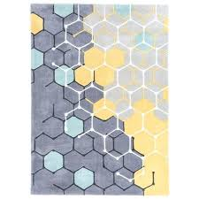 beautiful yellow and grey rug yellow and grey modern rug yellow grey rugs uk