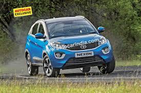 autocar new car release datesTata Nexon compact SUV photo gallery  Autocar India