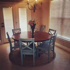 round pedestal dining table 48 coryc me