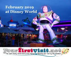 february 2019 at walt disney world