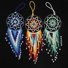 Native American Beaded Dream Catchers Unique Beading Idea Beading Pinterest Beading Ideas Dream Catchers