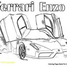 Ferrari Coloring Pages Coloring Design