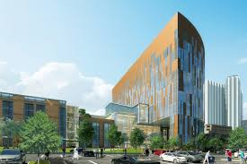 Designing Buildings For Visually Impaired Hok Is Architect For New Upmc Mercy Vision And