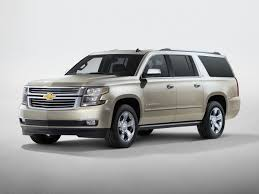 2015 Chevrolet Suburban LTZ | Chesapeake VA area Toyota dealer ...