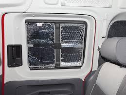 isolite inside vw caddy sliding widows