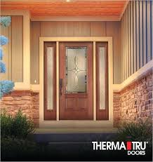 expensive fiberglass entry doors for elegant remodel sweet home with therma tru door stain brilliant artistic