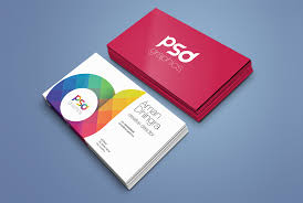 Business Card Mockup Template Free Psd Psd Graphics