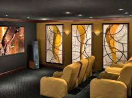 Small Picture Home Theater Decor Ideas for a Great Home Theater Ambience
