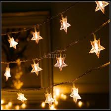 star shaped lighting. Staggering Star Shaped Christmas Lights String Electric Lighting