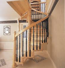 stunning solid timber spiral staircases with victorian balusters handmade wooden staircase r89 spiral