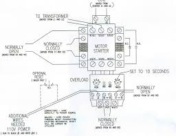 electrical 8 40 overload 603197 contactor wiring diagram single phase at Contactor And Overload Wiring Diagram