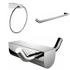 Modern towel rack Bathroom Clothes Modern Towel Ring With Single Rod Towel Rack And Robe Hook Accessory Set Walmart Modern Towel Ring With Single Rod Towel Rack And Robe Hook Accessory
