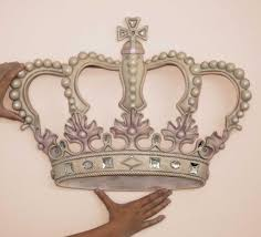 Tiara Design Ideas The Best Princess Crown Wall Art