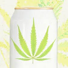marijuana infused drinks
