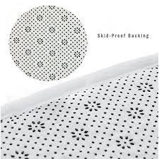 baby 3 piece bathroom contour rugs newborn sleep crescent moon pacifier nursery star polka dots image
