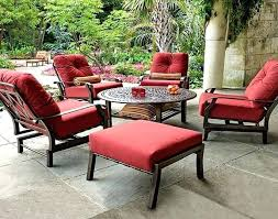 outdoor dining cushions outdoor furniture cushions red color outdoor furniture replacement cushions canada