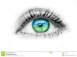 Pics Of Eyes Eye With Nature In The Eyes Stock Image Image Of Health Eyebrows
