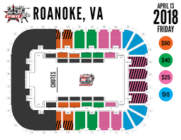 Mccain Auditorium Seating Chart Specific Roanoke Civic Center Seating Chart Concourse