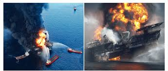 A fire on the ocean surface in the south of the gulf of mexico has been extinguished, following a gas leak from an underwater pipeline sparked the blaze. Extinguishing Of Fire On The Oil Platform In The Gulf Of Mexico April Download Scientific Diagram
